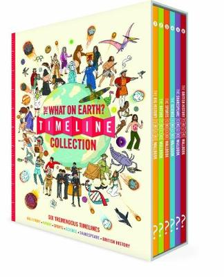 The What on Earth? Timeline Collection by Christopher Lloyd