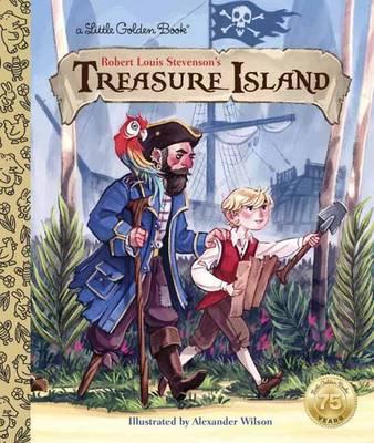 Treasure Island by Dennis Shealy