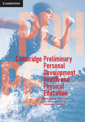 Preliminary Personal Development, Health and Physical Education Pack by Gareth Hawgood, Andrew Ponsen, Zane Osborn, Rachel James