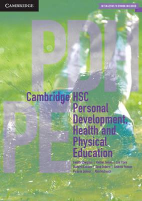 HSC Personal Development, Health and Physical Education Pack by Gareth Hawgood, Andrew Ponsen, Zane Osborn, Rachel James