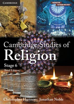 Cambridge Studies of Religion Stage 6 3 Ed Pack (Textbook and Interactive Textbook) by Christopher Hartney, Jonathan Noble
