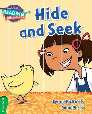 Hide and Seek Green Band by Lynne Rickards