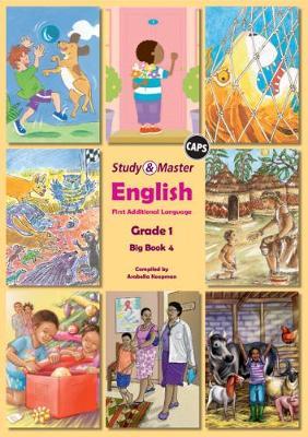 Study & Master English First Additional Language Big Book 4 Big Book by Arabella Koopman