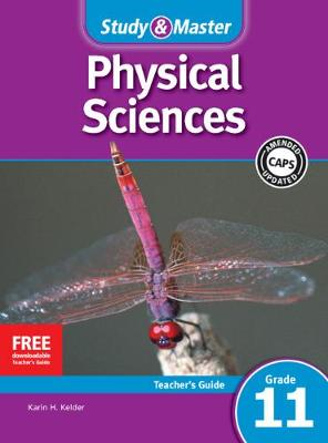 Study & Master Physical Sciences Teacher's Guide Teacher's Guide by Karin H. Kelder