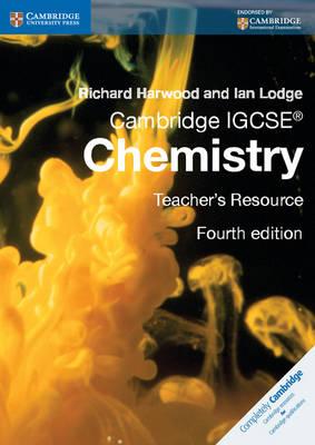 Cambridge IGCSE (R) Chemistry Teacher's Resource CD-ROM by Richard Harwood, Ian Lodge