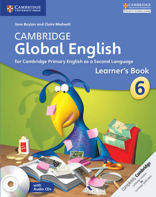 Cambridge Global English Stage 6 Learner's Book with Audio CDs (2) by Jane Boylan, Claire Medwell
