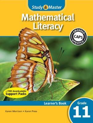 Study & Master Mathematical Literacy Learner's Book Learner's Book by Karen Press, Karen Morrison