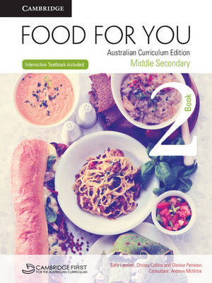 Food for You Australian Curriculum Edition Book 2 Pack by Sally Lasslett, Glenise Perraton, Chrissy Collins