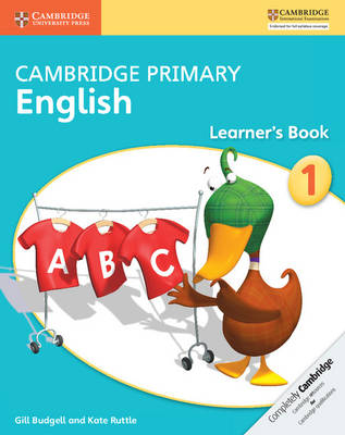 Cambridge Primary English Stage 1 Learner's Book by Gill Budgell, Kate Ruttle