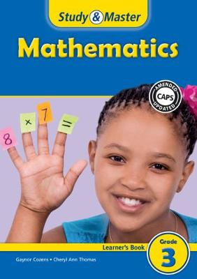 Study & Master Mathematics Learner's Book Learner's Book by Gaynor Cozens, Cheryl Ann Thomas