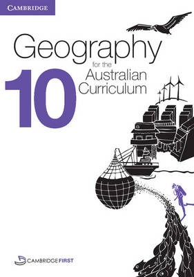 Geography for the Australian Curriculum Year 10 Bundle 1 Textbook and Interactive Textbook by David Butler, Rex Cooke, Tony Eggleton, Xiumei Guo