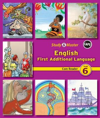 Study and Master English Grade 6 Core Reader by