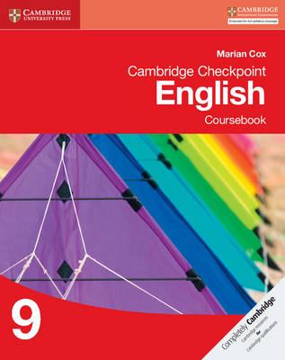 Cambridge Checkpoint English Coursebook 9 by Marian Cox