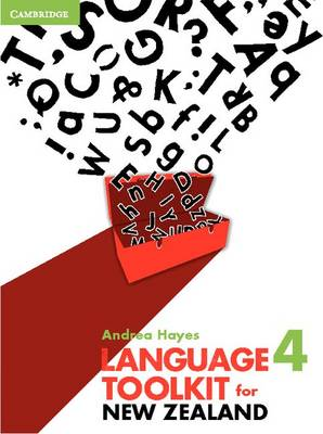 Language Toolkit for New Zealand 4 by Andrea Hayes