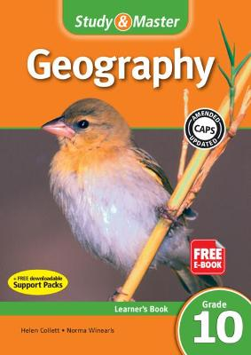 Study & Master Geography Learner's Book Learner's Book by Helen Collett, Norma Catherine Winearls