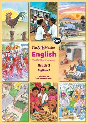 Study & Master English First Additional Language Big Book 3 Big Book by Kerry Saadien-Raad