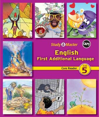 Study and Master English Grade 5 Core Reader by