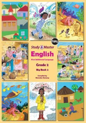 Study & Master English First Additional Language Big Book 2 Big Book by Moeneba Slamang