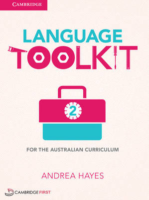 Language Toolkit 2 for the Australian Curriculum by Andrea Hayes
