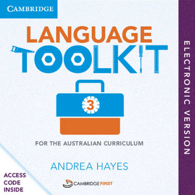 Language Toolkit 3 for the Australian Curriculum by Andrea Hayes