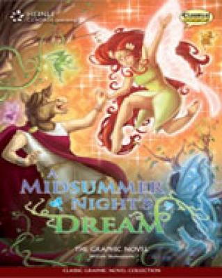 A Midsummer Night's Dream Classic Graphic Novel Collection by Classical Comics, William Shakespeare