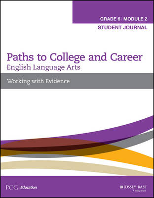 English Language Arts Workbook Working with Evidence by Public Consulting Group