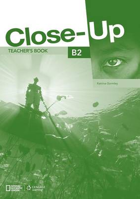 Close-Up Emea B2 Teachers Book by Gormley