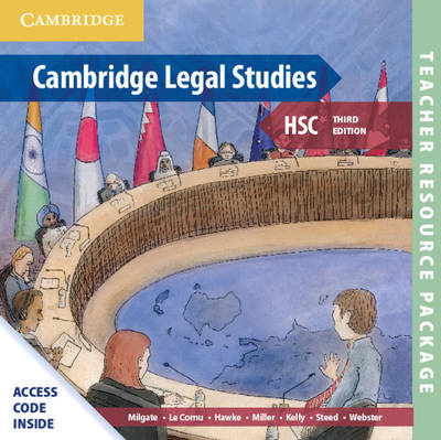 Cambridge HSC Legal Studies Teacher Resource Package by Nicholas Gangemi