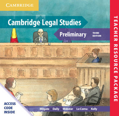 Cambridge Preliminary Legal Studies Teacher Resource by Nicholas Gangemi