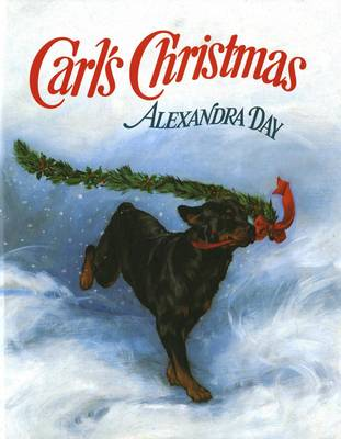 Carl's Christmas by Alexandra Day