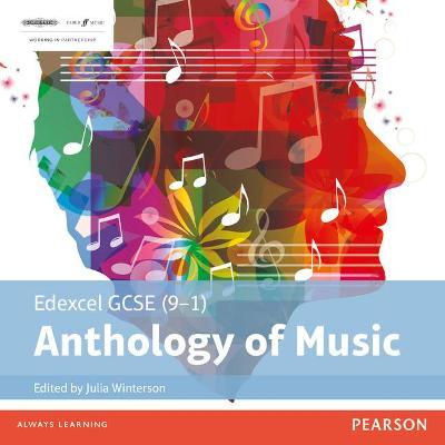 Edexcel GCSE (9-1) Anthology of Music CD by Julia Winterson