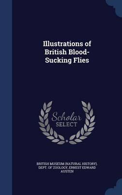 Illustrations of British Blood-Sucking Flies by Ernest Edward Austen
