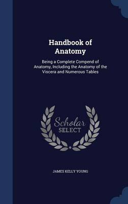 Handbook of Anatomy Being a Complete Compend of Anatomy, Including the Anatomy of the Viscera and Numerous Tables by James Kelly Young
