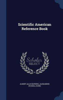 Scientific American Reference Book by Albert Allis Hopkins