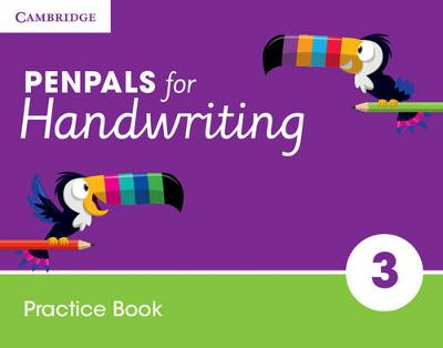 Penpals for Handwriting Year 3 Practice Book by Gill Budgell, Kate Ruttle