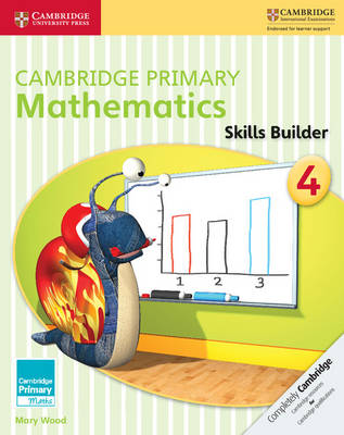 Cambridge Primary Mathematics Skills Builder 4 by Mary Wood