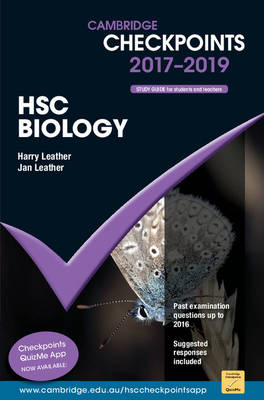 Cambridge Checkpoints HSC Biology 2017-19 by Harry Leather, Jan Leather