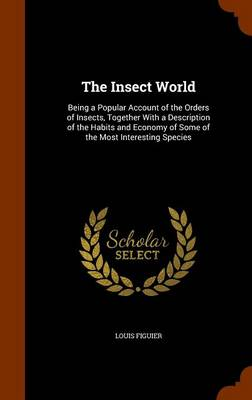 The Insect World Being a Popular Account of the Orders of Insects, Together with a Description of the Habits and Economy of Some of the Most Interesting Species by Louis Figuier