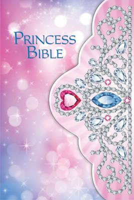 Princess Bible - Tiara by Thomas Nelson