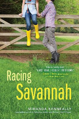 Racing Savannah by Miranda Kenneally