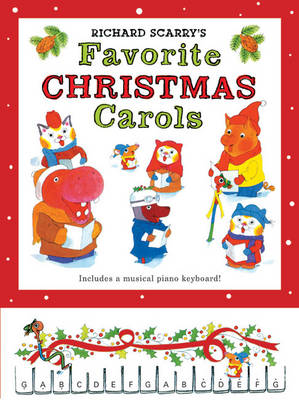 Richard Scarry's Favorite Christmas Carols by Richard Scarry