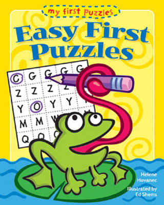 First Puzzles: Easy First Puzzles by Helene Hovanec