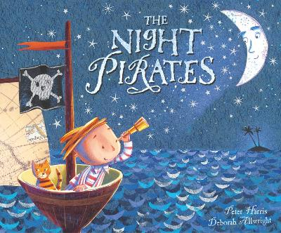 The Night Pirates by Peter Harris