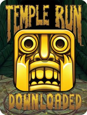 Temple Run Downloaded by