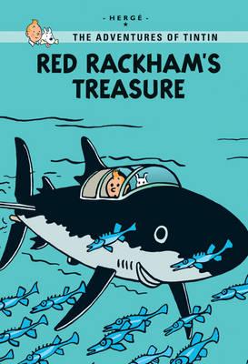 Red Rackham's Treasure by Herge