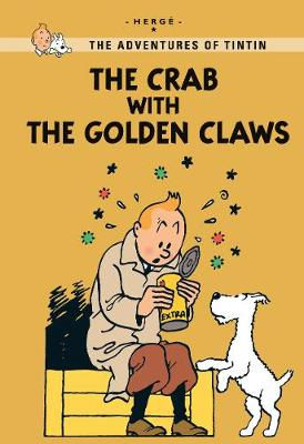 The Crab with the Golden Claws by Herge