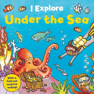 I Explore Under the Sea by Mike Goldsmith