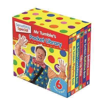 Something Special: Mr Tumble's Pocket Library by Egmont Publishing UK