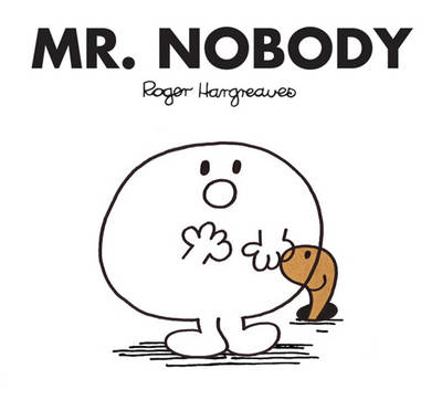 Mr. Nobody by Roger Hargreaves