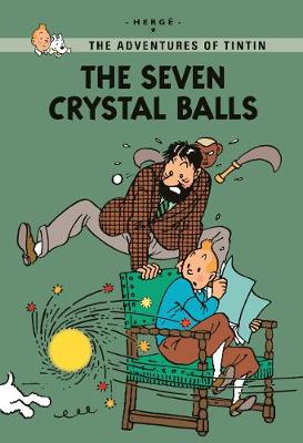The Seven Crystal Balls by Georges Remi Herge